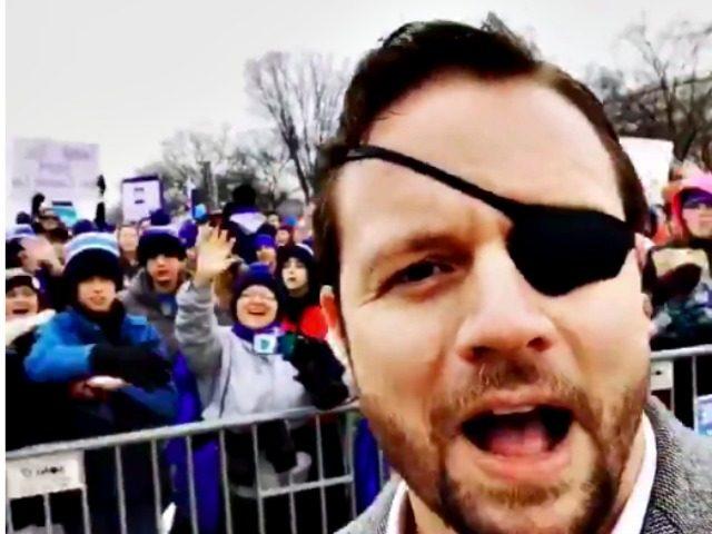 Dan Crenshaw March for Life