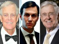David Koch:jared-kushner:Charles Koch