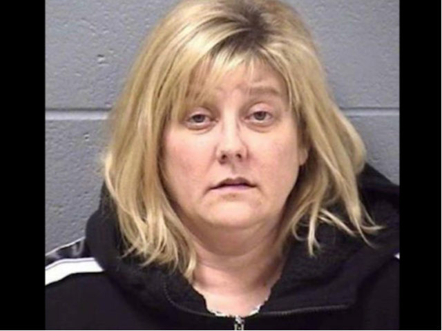 Dayna Chidester, a Will County woman, was charged with fostering a sexual relationship with a 14-year-old boy while she was a teacher at a southwest suburban high school.