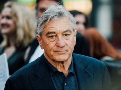NEW YORK, NY - APRIL 15: (EDITORS NOTE: This image was processed using digital filters) Robert De Niro attends the world premiere of 'Live From New York!' during the 2015 Tribeca Film Festival at the Beacon Theatre on April 15, 2015 in New York City. (Photo by Grant Lamos IV/Getty …