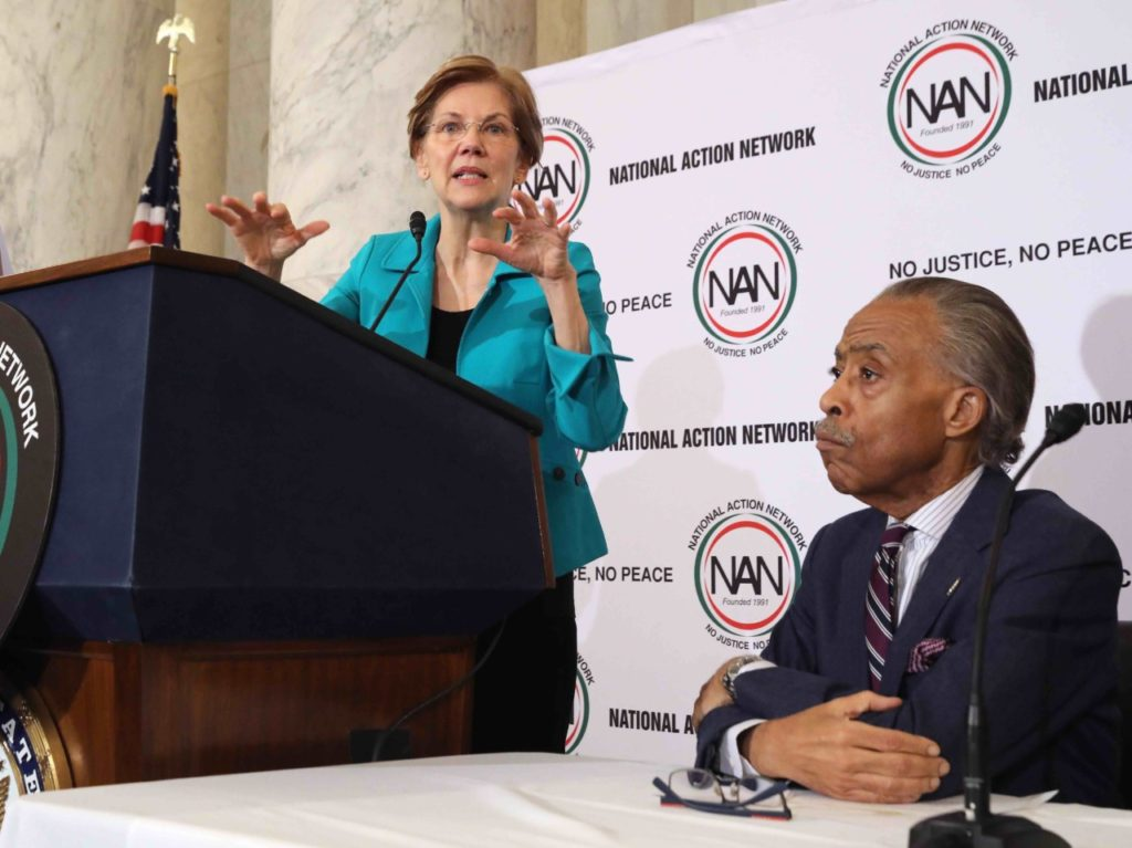Elizabeth Warren Sharpton (Chip Somodevilla / Getty)