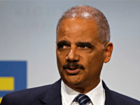"In this Sept. 15, 2018 file photo, former Attorney General Eric Holder addresses the Human Rights Campaign National Dinner in Washington, D.C. There's a lot of talk in Washington these days about whether that quaint politeness known as ""civility"" is possible — or even desirable — among the nation's political …"