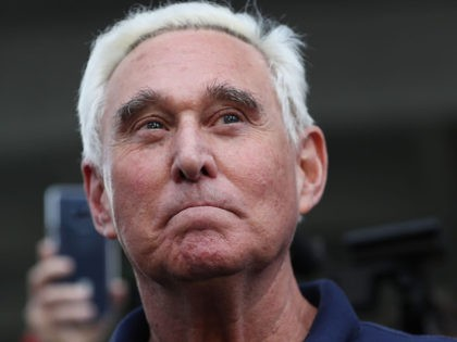 Federal Judge Bans Roger Stone from Using Social Media