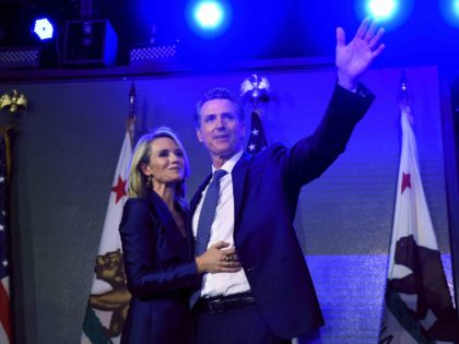 Gavin Newsom (Kevork Djansezian / Getty)
