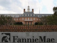 The headquarters of Fannie Mae are seen October 21, 2010 in Washington, DC. The Federal Housing Finance Agency announced today that U.S.-backed mortgage firms Fannie Mae and Freddie Mac, which have already required $148 billion in bailouts, may now need up to $363 billion in taxpayer-funded Treasury Department aid under …