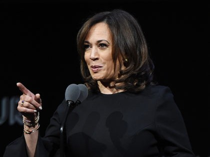 2020: Kamala Harris Announces She's Running for President