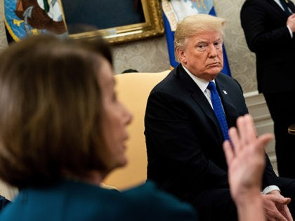 Trump Denies Military Aircraft for Nancy Pelosi's Foreign Trip During Shutdown