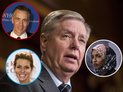 Nolte: MSNBC, CNN Spread Homophobic Conspiracy Theory Against Lindsey Graham