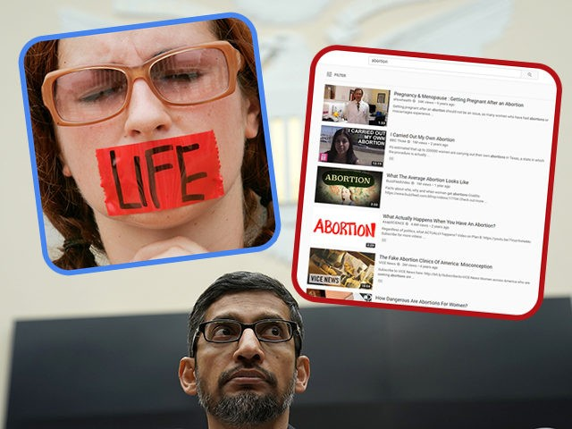 YouTube Blacklists Pro-Life videos