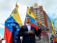 Venezuela Swears In Opposition Leader as President