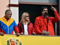 Maduro: Venezuela Cuts All Ties with U.S. After 'Some Nobody' Sworn in as President