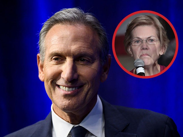 Howard Schultz Heckled at First Book Tour Stop: 'Egotistical Billionaire A**hole!'