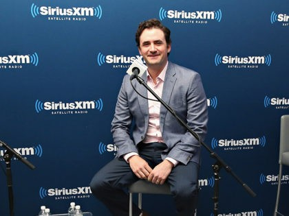 NEW YORK, NY - APRIL 27: Alex Marlow at the SiriusXM Studio on April 27, 2016 in New York, New York. (Photo by Cindy Ord/Getty Images for SiriusXM)