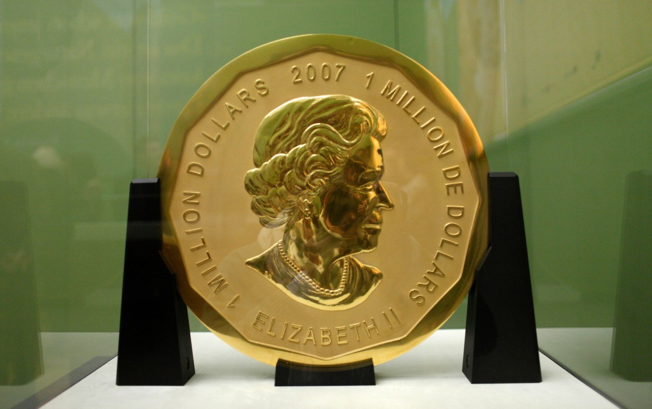 Trial begins over theft of huge Canadian gold coin from Berlin museum