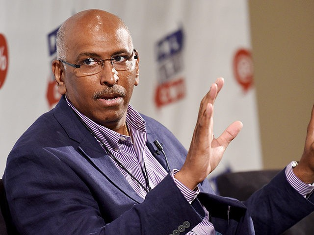 PASADENA, CA - JULY 29: Michael Steele at 'The Obama Legacy' panel during Politicon at Pasadena Convention Center on July 29, 2017 in Pasadena, California. (Photo by Joshua Blanchard/Getty Images for Politicon)