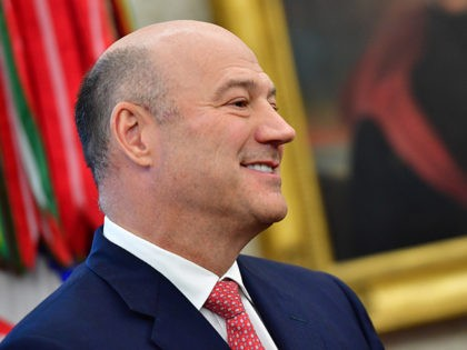 Gary Cohn Slams Trump Over Shutdown: 'Completely Wrong,' 'Makes Absolutely No Sense'
