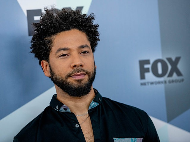NEW YORK, NY - MAY 14: Jussie Smollett attends the 2018 Fox Network Upfront at Wollman Rink, Central Park on May 14, 2018 in New York City. (Photo by Roy Rochlin/Getty Images)