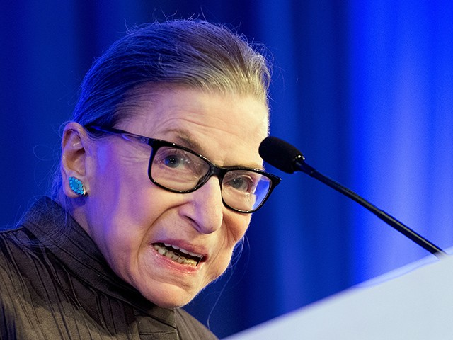 Ruth Bader Ginsburg Cancels Upcoming Speaking Engagements