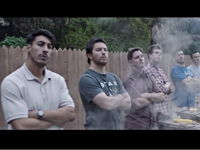 Dave Ross Ross: Can Gillette really shave your masculinity?