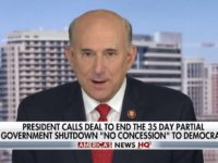 Rep. Louie Gohmert (R-TX) on Fox News, 1/26/2019