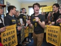 Green New Deal (J. Scott Applewhite / Associated Press)
