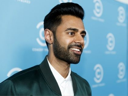 LOS ANGELES, CA - MAY 23: The Daily Show correspondent Hasan Minhaj attends the Comedy Central Press Day on May 23, 2017 in Los Angeles, California. (Photo by Rich Polk/Getty Images for Comedy Central)