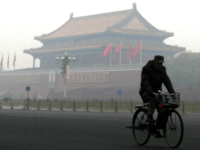 China's battle with smog began on Tuesday in cities in the North, including Beijing. File Photo by Stephen Shaver/UPI