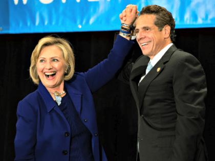 Hillary, Gov. Cuomo