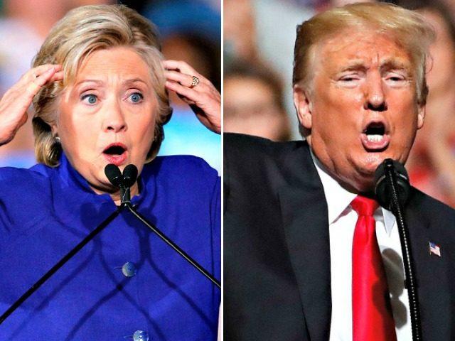 Hillary Loses, Trump Wins