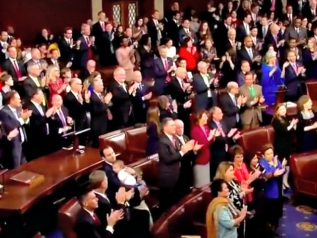 House Standing Ovation