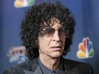 "Howard Stern attends the ""America's Got Talent"" finale post-show red carpet at Radio City Music Hall on Wednesday, Sept. 16, in New York. (Photo by Ben Hider/Invision/AP)"