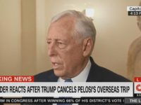 Hoyer: Cancelling Pelosi's Trip 'Petty, Mean-Spirited'