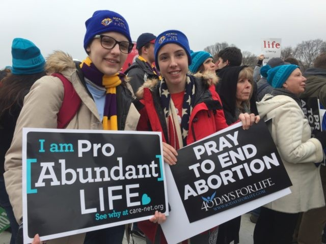 PHOTOS & VIDEOS: Unborn Lives Lifted Up at Annual March for Life