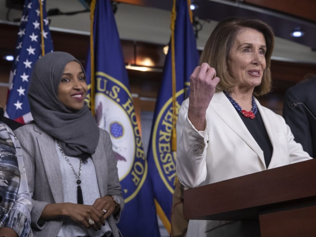 Democrat Ilhan Omar Blames Sanctions, Not Socialism, for Venezuela's Woes