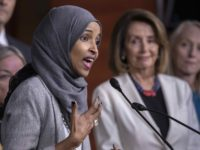 Ilhan Omar and Pelosi (J. Scott Applewhite / Associated Press)