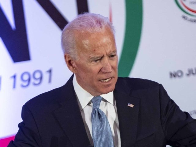 Joe Biden (Al Drago / Getty)