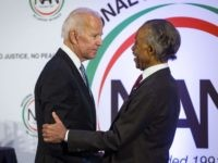 Democrat Hopefuls Court Al Sharpton and National Action Network