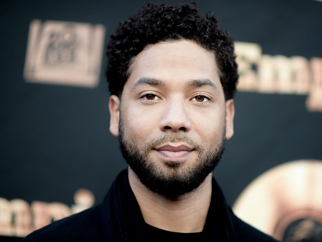 "Jussie Smollett attends the ""Empire"" FYC Event held at 20th Century Fox Studios on Friday, May 20, 2016, in Los Angeles. (Photo by Richard Shotwell/Invision/AP)"