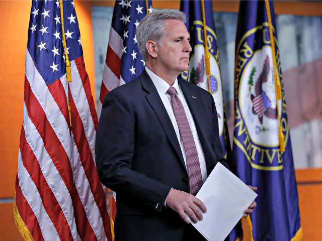 Kevin McCarthy to Speak