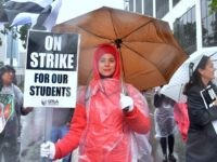 Rebecca Friedrichs: Strikes Are 'About More Money for Teachers Unions' Far-Left Politics'