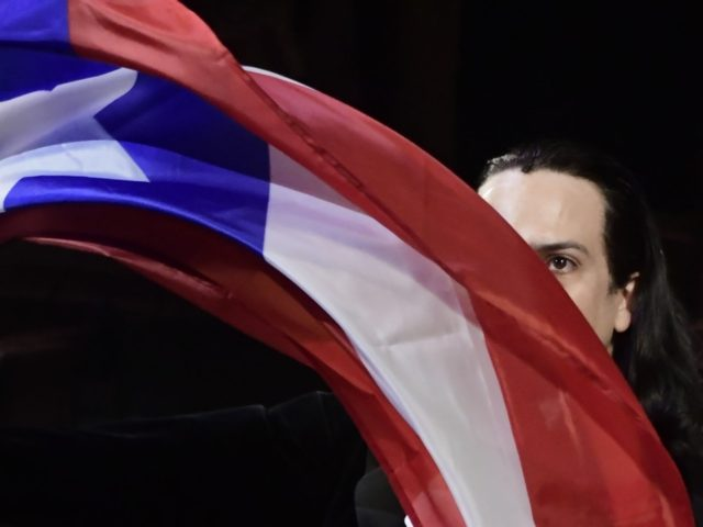 Lin-Manuel Miranda Puerto Rico (Carlos Giusti / Associated Press)