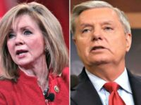 Marsha Blackburn, Lindsey Graham