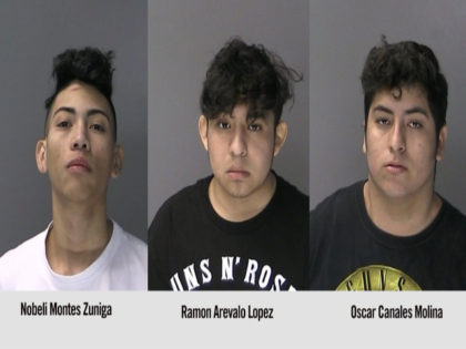 Ramon Arevalo Lopez, 19, of Huntington Station; Nobeli Montes Zuniga, 20, of Huntington Station; and Oscar Canales Molina, 17, of Huntington Station, are facing felony assault charges in connection with the stabbing of a high school student.