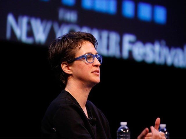 NEW YORK - OCTOBER 17: TV Personality Rachel Maddow attends The 2009 New Yorker Festival: Rachel Maddow Interview at Stage 37 on October 17, 2009 in New York City. (Photo by Joe Kohen/Getty Images for The New Yorker)