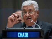 Mahmoud Abbas G-77 (Don Emmert / Getty)