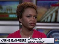 MoveOn's Jean-Pierre