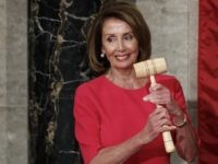Nancy Pelosi gavel (Carolyn Kaster / Associated Press)