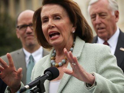 Nancy Pelosi Hoyer Perez (Alex Wong / Getty)