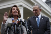 Donald Trump: 'Puppet' Chuck Schumer 'Dominated' by Nancy Pelosi