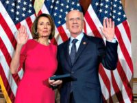 Pelosi Takes the Oath